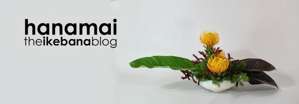 hanamai, the ikebana blog