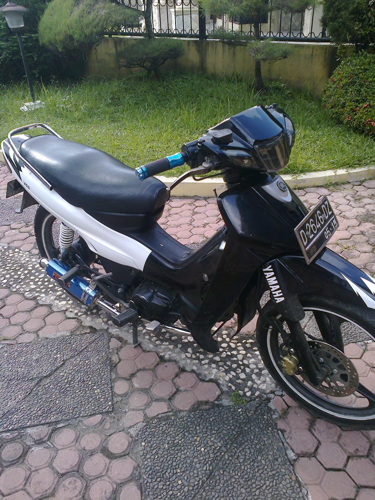 Korek Mesin Yamaha Force 1