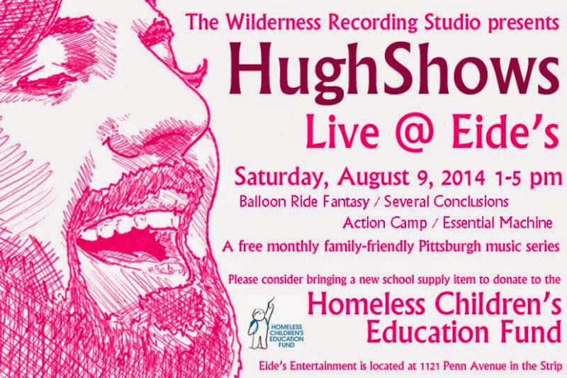 HughShows