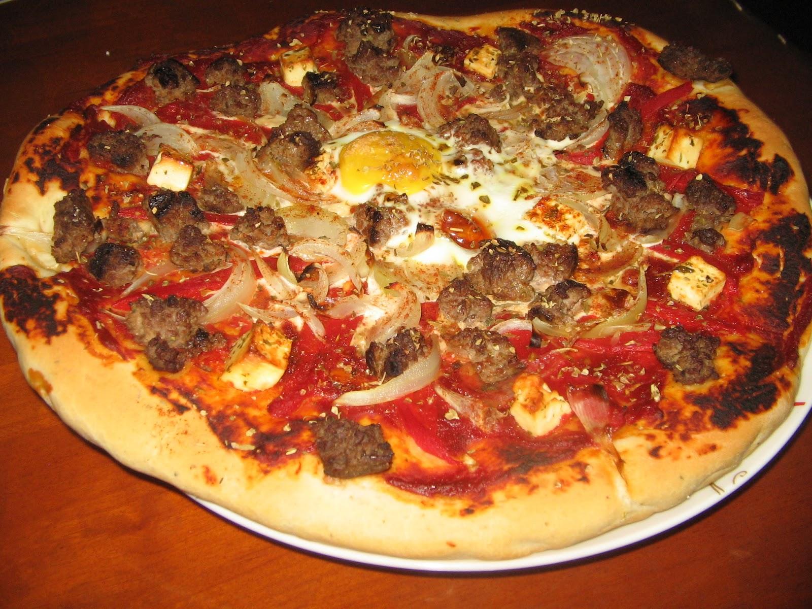 la tambouille de la mu la p 226 te 224 pizza du tonnerre