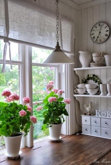 Moois en liefs gezellige keukens - Heel mooi ingerichte keuken ...