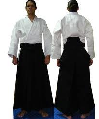 Baju Aikido