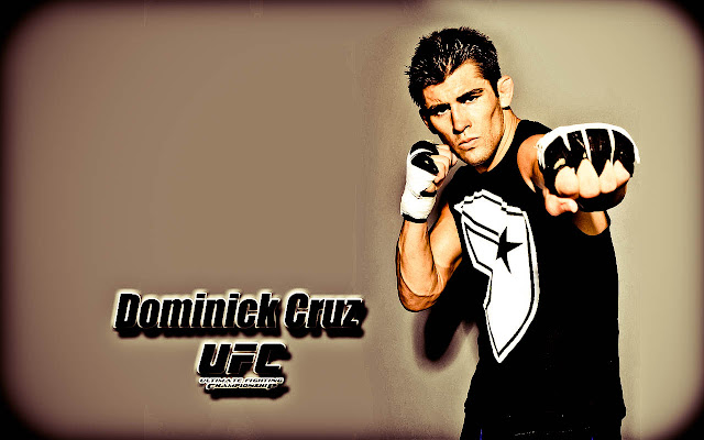 ufc wec mma bantamweight fighter dominick dominator cruz wallpaper image picture