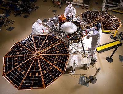 Paneles solares Insight