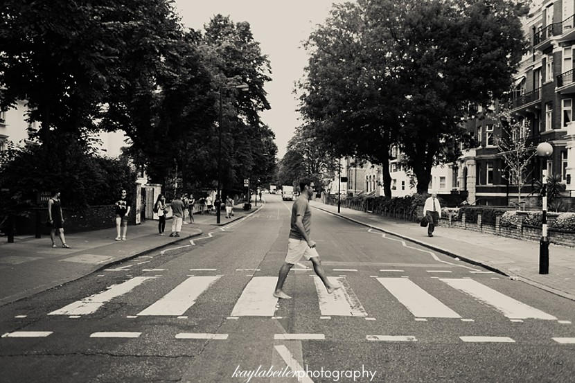 abbey road beatles photo