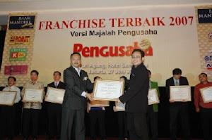 Penghargaan Perusahaan Terbaik