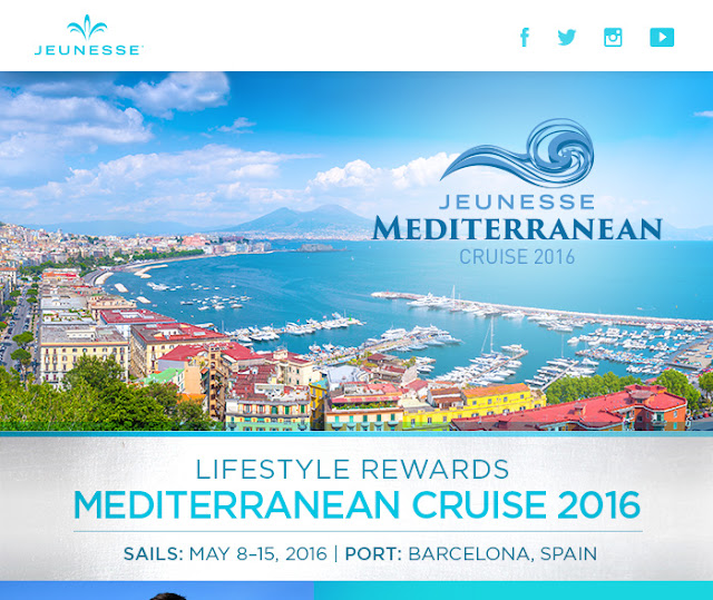 cruise, free holiday, Jeunesse Global, Jeunesse Life Style Rewards, Mediterranean Cruises, Norwegian epic