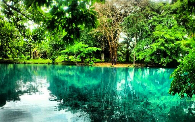 Danau Linting Sumatra Utara