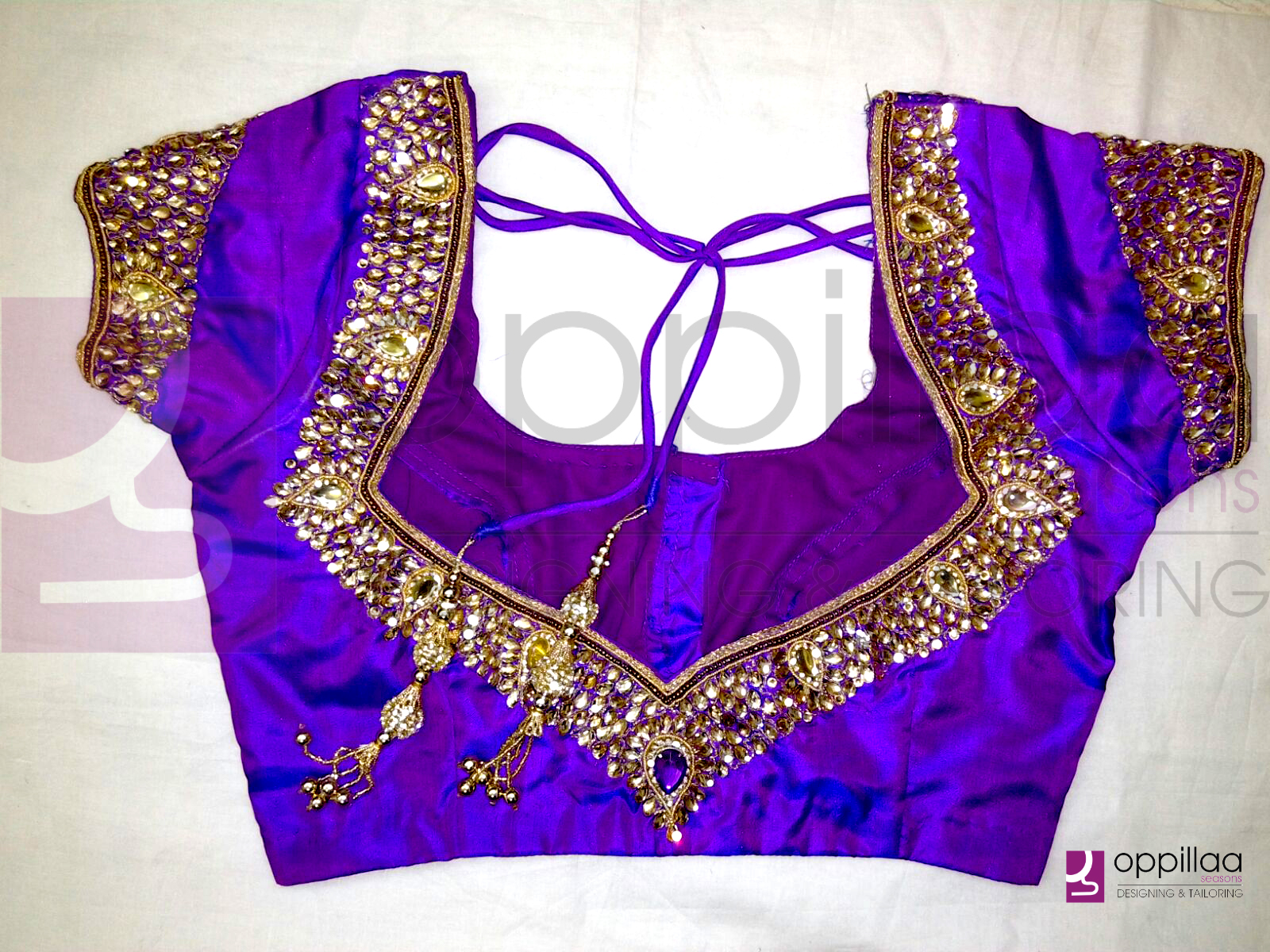Designer Blouse For Wedding With Price