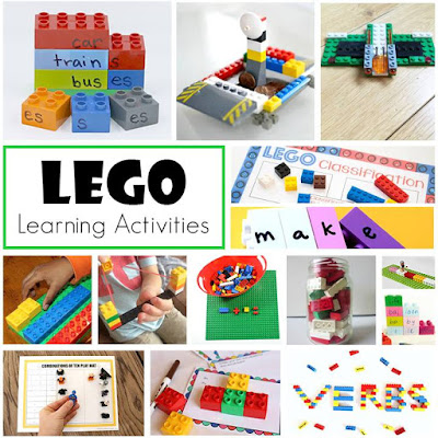 LEGO Learning Activities for Kids