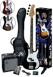 SX Value-Packed Bass Guitar