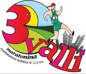 RISULTATI Maratonina delle Tre Valli 2015