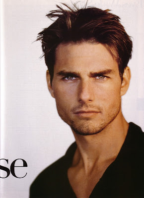 TOM CRUISE HAIRSTYLES