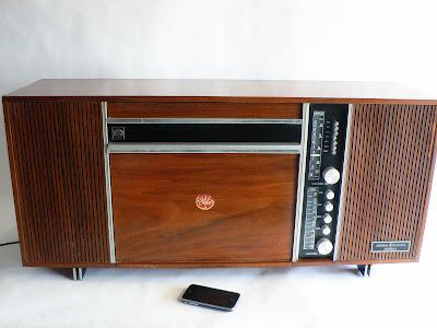 radio-tocadiscos-general-electrica-española-años-60