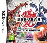 Bakugan: Battle Trainer (E)   DS Roms