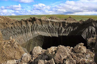 Mysterious Hole Research in Yamal