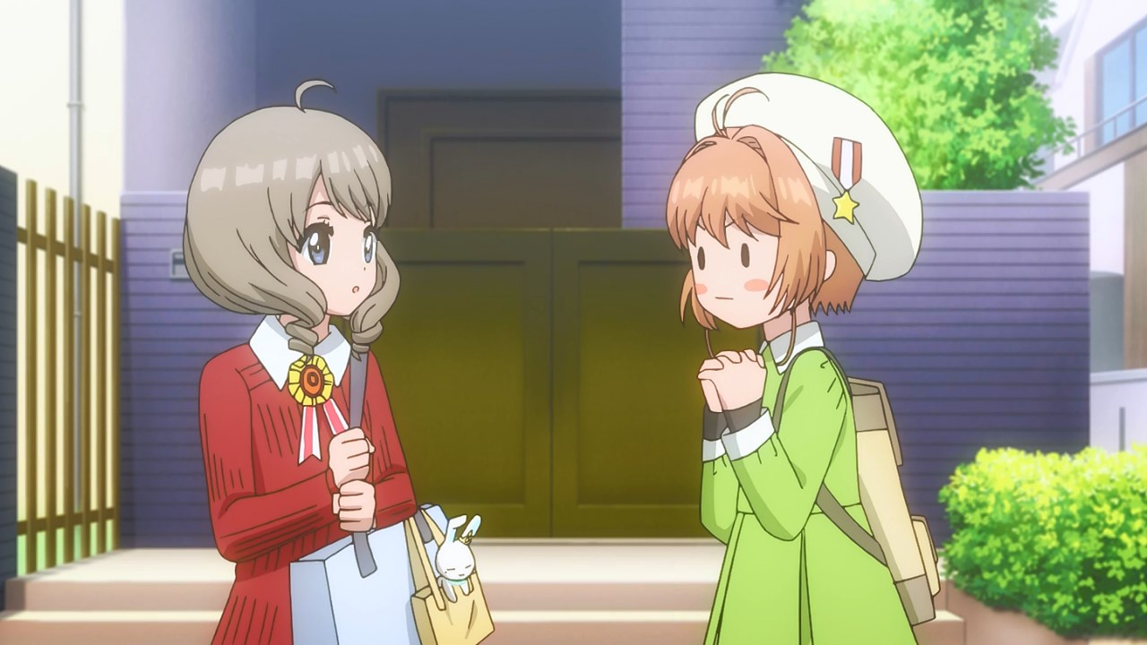 Cardcaptor Sakura: Clear Card-hen Episodio 6