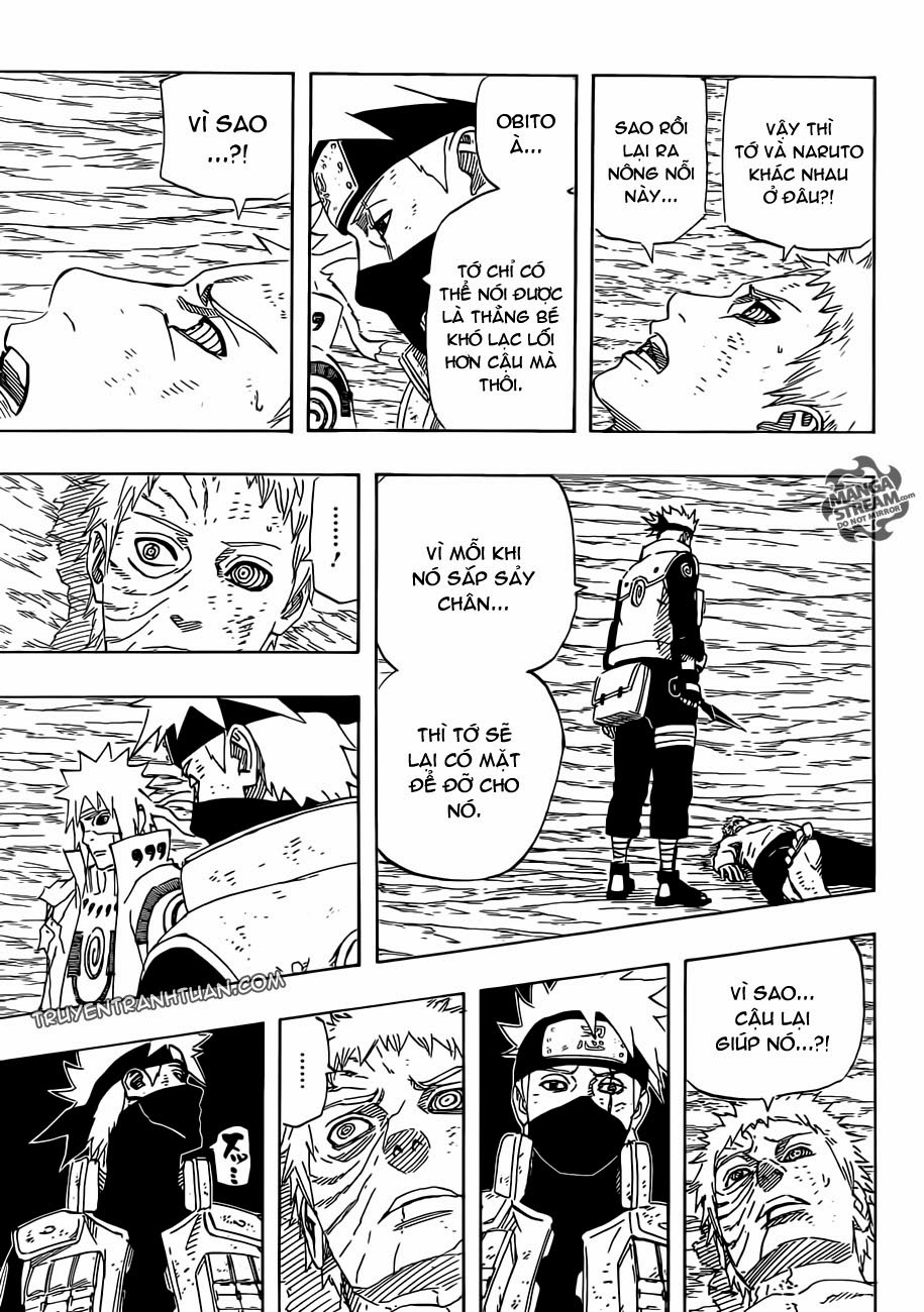 Naruto - Chapter 655 - Pic 16