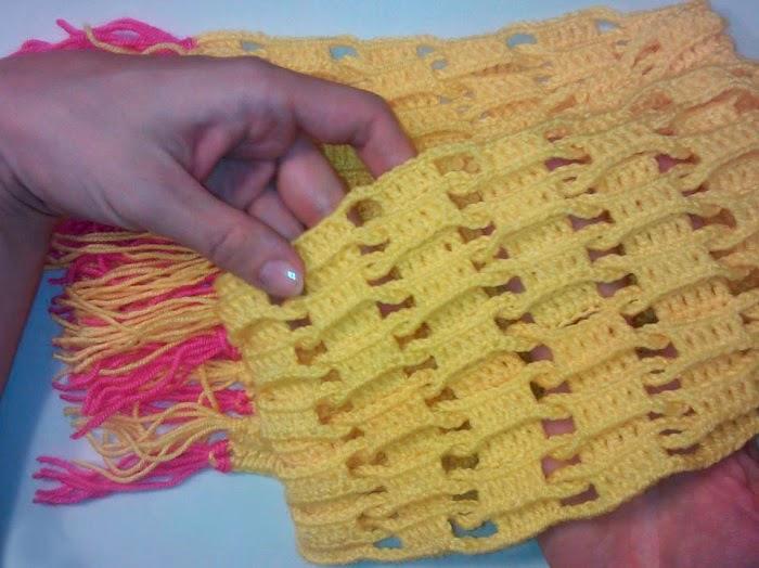 и оригинального шарфа