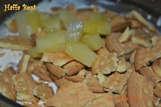 Marrie biscuits, Desserts, Desserts & Sweets, Pineapple, pineapple delight recipe,  simple desserts, easy no bake desserts, fruit dessert recipes,summer dessert recipes, fancy dessert recipes, easy desserts,