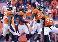 FÚTBOL AMERICANO (NFL Divisional Round AFC) - Denver con Manning ponen rumbo a su tercer duelo consecutivo por la AFC ante los Patriots