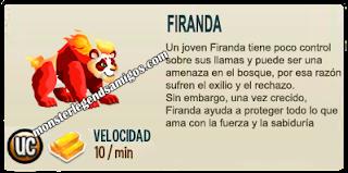 imagen de la descripcion del monster firanda