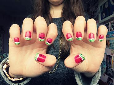 #16 Nail Art Design