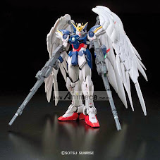 Wing Gundam Zero EW XXXG-00W0 Real Grade (RG) 1/144 Model Kit Mobile Suit Gundam Wing