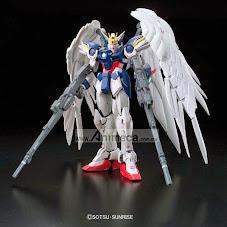 Wing Gundam Zero EW XXXG-00W0 Real Grade (RG) 1/144 Model Kit Mobile Suit Gundam Wing