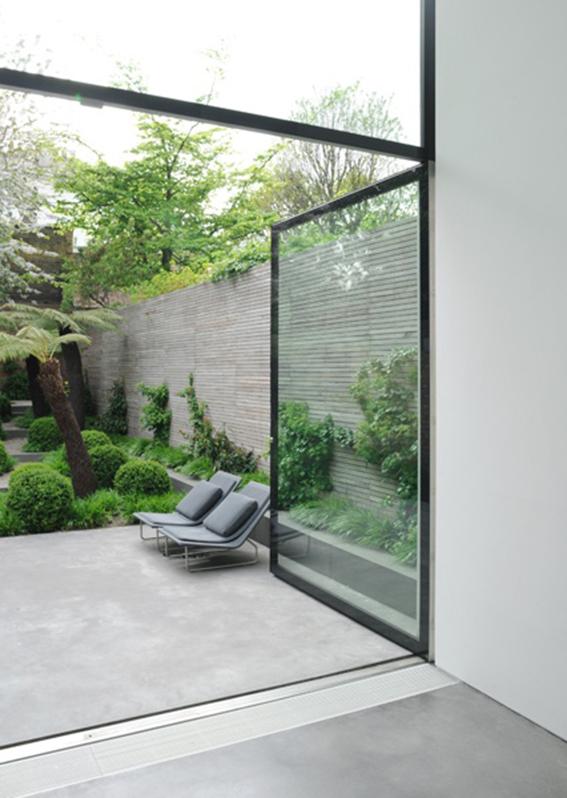minimal large windows