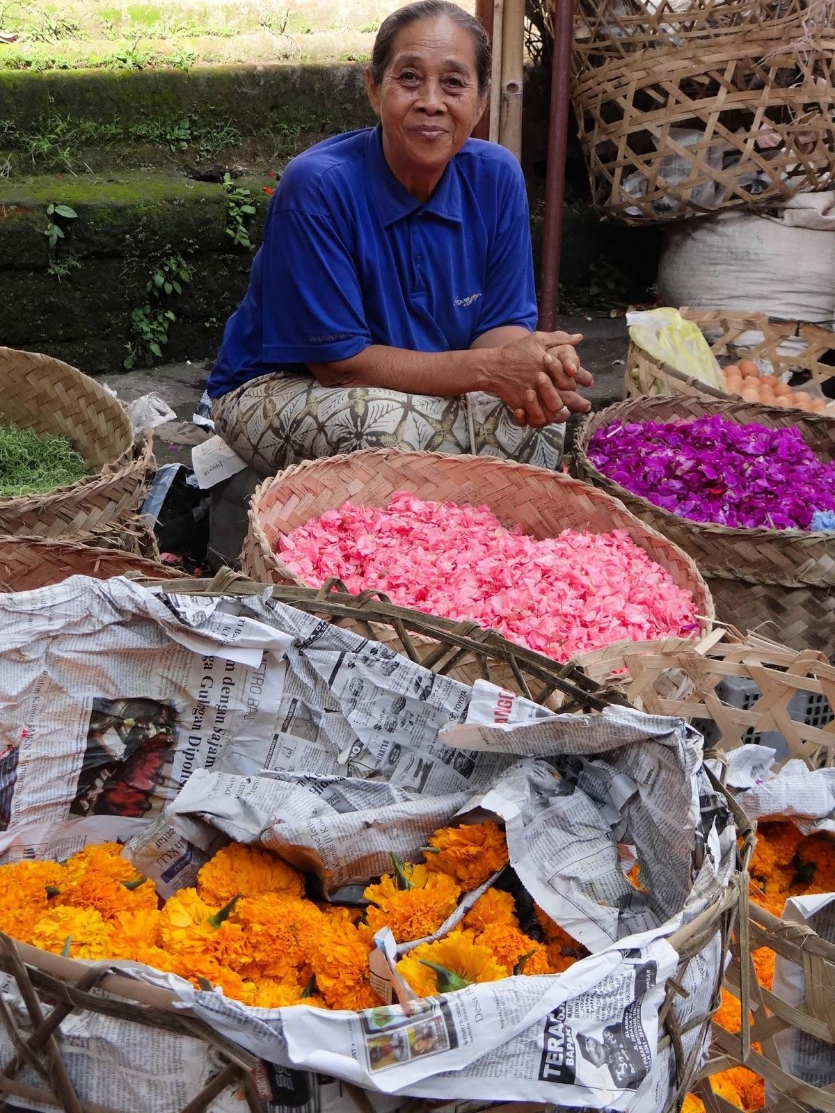 Ubud Market Marché