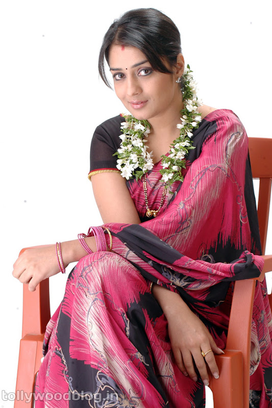 Actress Nikitha Beautiful Photos in Saree hot photos