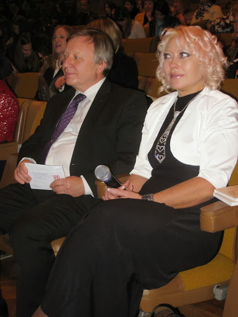 Владимир Ризун, Лилия Золотоноша