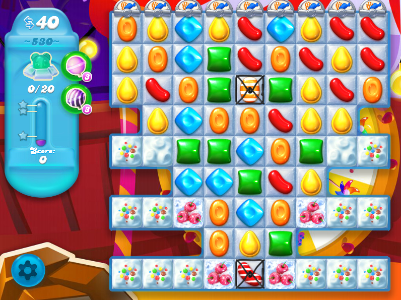 Candy Crush Soda 530