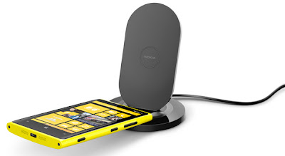 The Nokia Wireless Charging Stand