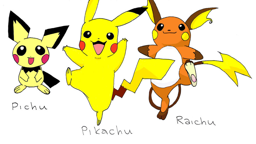 evolve in which level does pikachu evolve