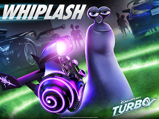Turbo Movie Character Whiplash HD Wallpaper