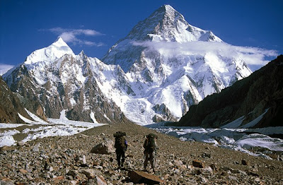 K2 Mountain Base Camp Email This BlogThis! Share to Twitter Share to Facebook