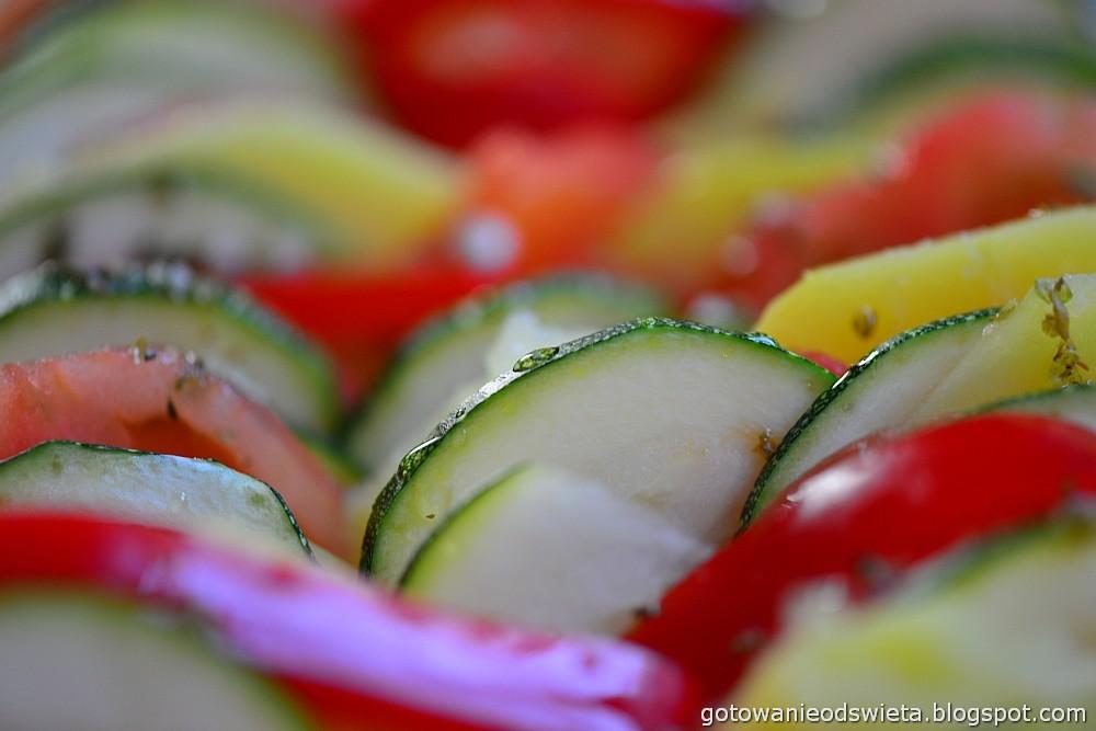 Zapiekanka warzywna 2