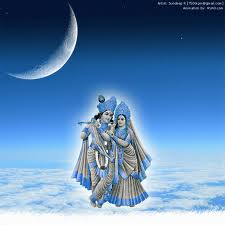 Amazing Picture of Krishna