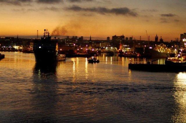 Puerto de Aberdeen