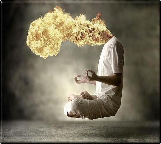 L'énergie spirituelle sera le carburant de la prochaine civilisation. Meditation%2Bof%2Bfire