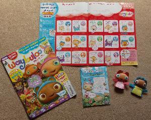Waybuloo magazine and gifts.