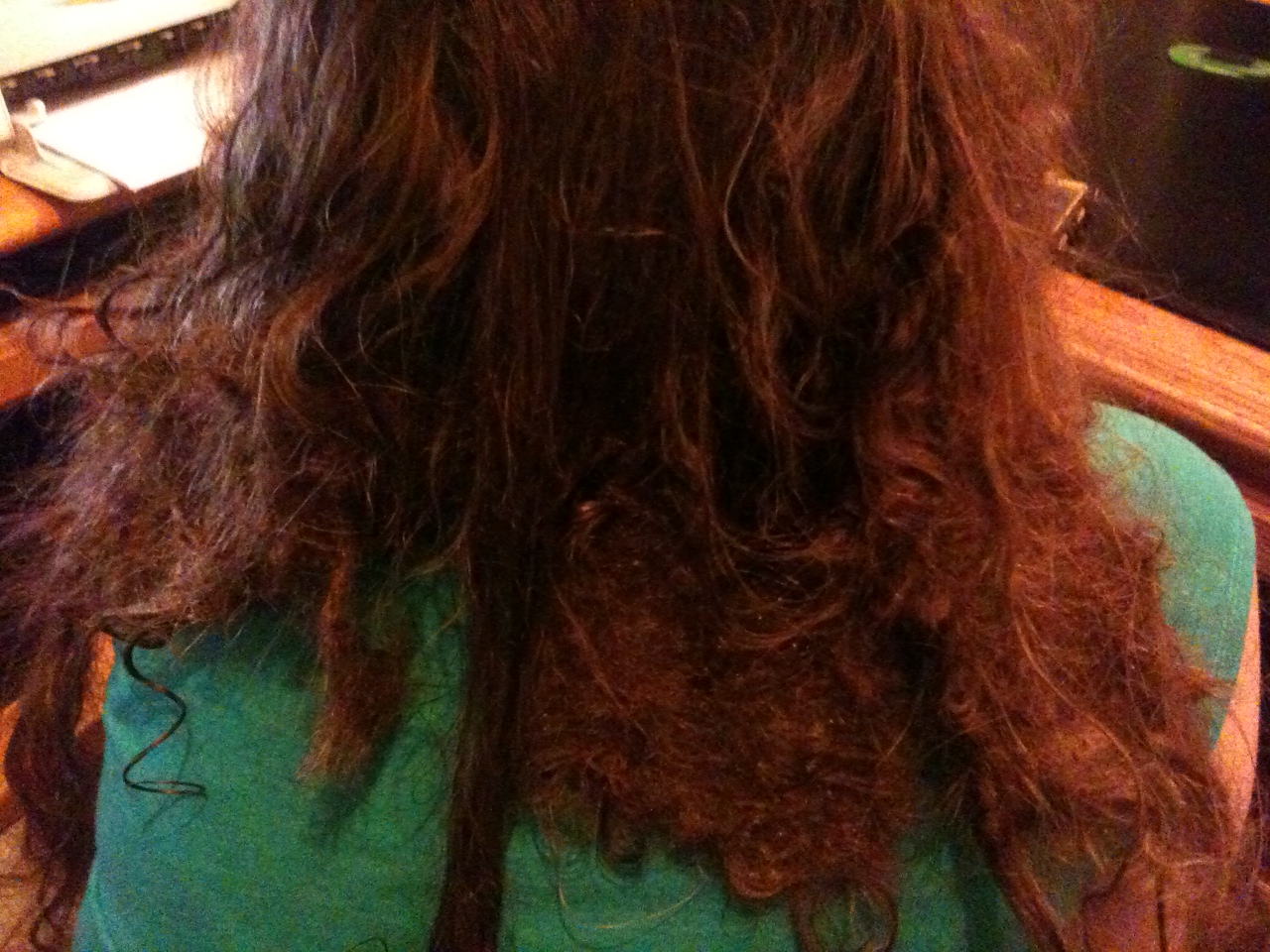 Tangled Hair Techs: You are NOT your matted tangled