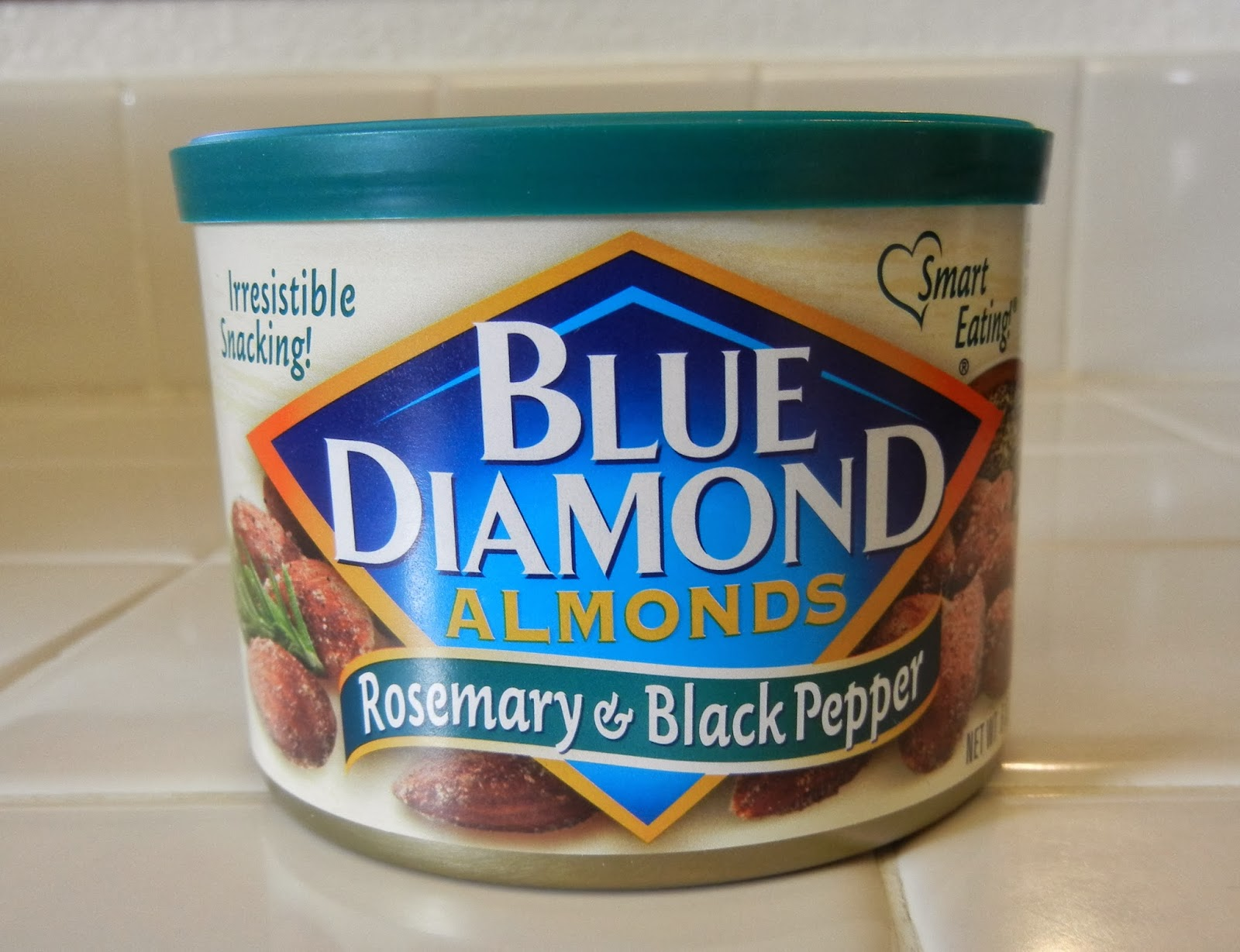 Rosemary+and+Black+Pepper+Blue+Diamond+Almonds Weight Loss Recipes A day in my pouch