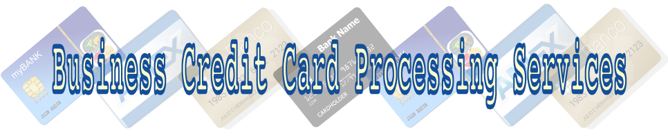 Business Credit Card Processing Services