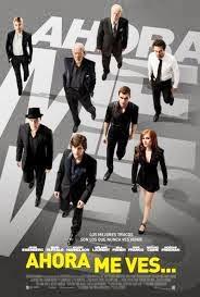 Ahora me ves… (2013) Español Subtitulado