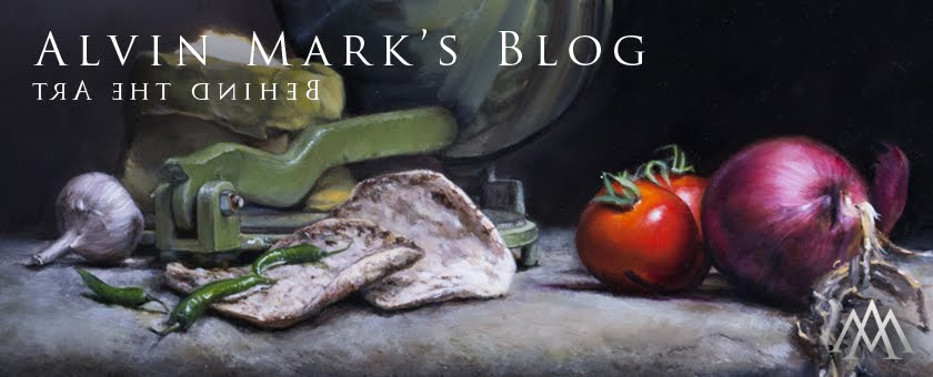 Alvin Mark's Blog - Behind the Art
