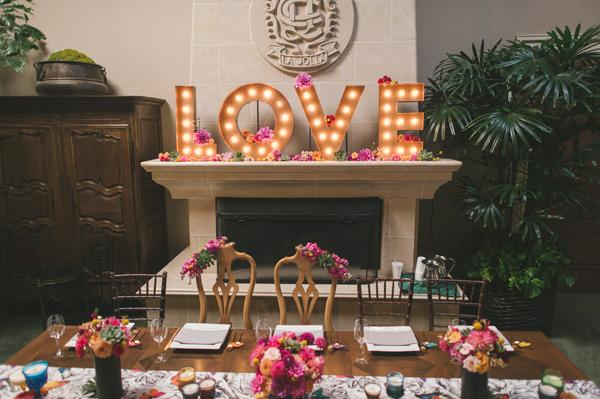 Mariage: mariage haute en couleurs