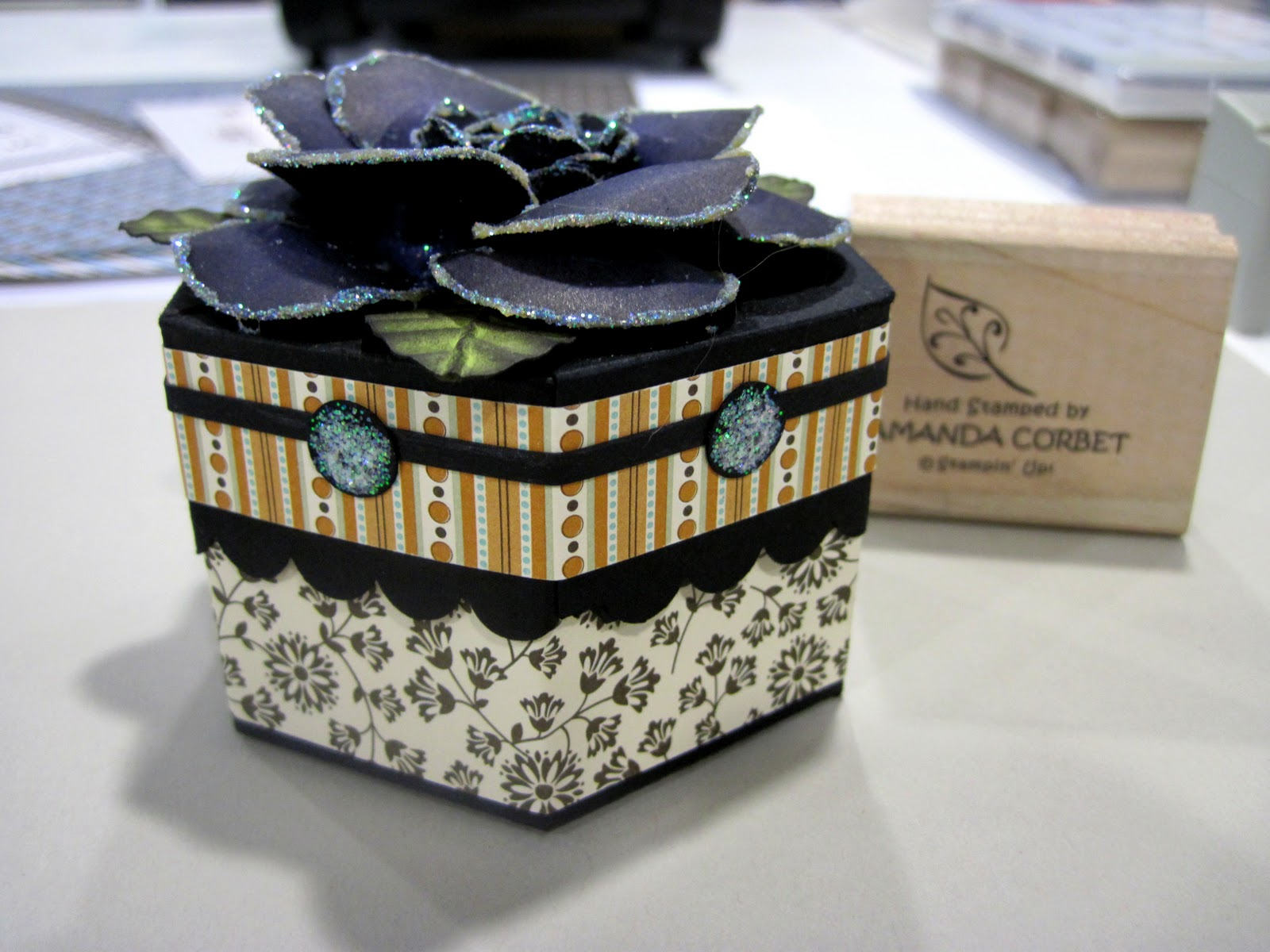 Black Rose Box
